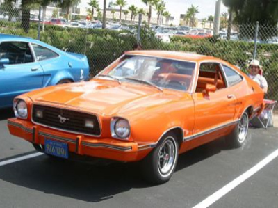 Ford Mustang 1974-1978