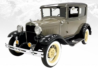 Ford A 1928 1931