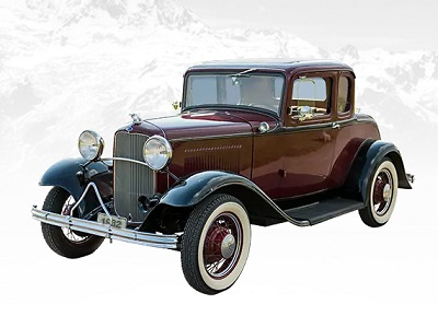 Ford B 1932 1934