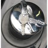Tapon de gasolina con llave