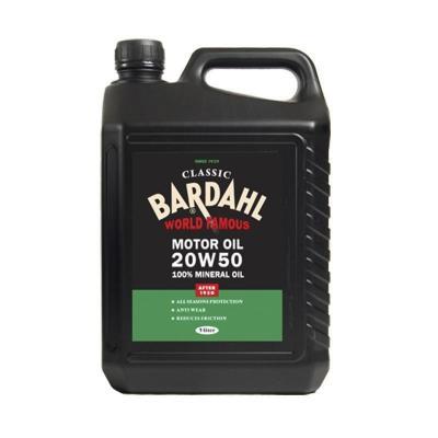 Aceite Bardahl Classic 20w50