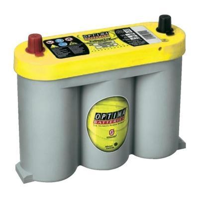 Baterila Optima Yellow 6 voltios