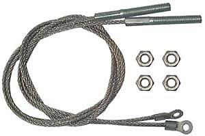 Cables tensores capota