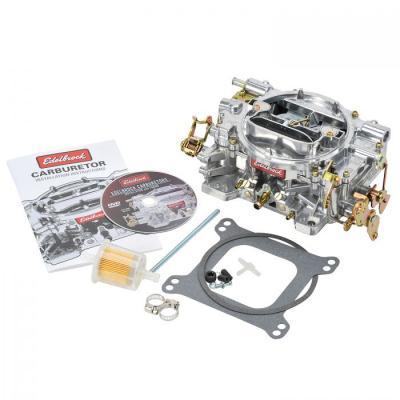 Carburador Edelbrock 600CFM Choke Manual
