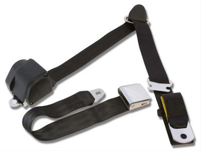 Cinturones de seguridad 3 puntos