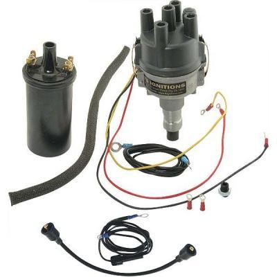 Distribuidor Encendido electronico centrifugo 6v FSI