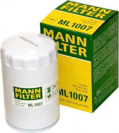 Filtro de aceite MAN