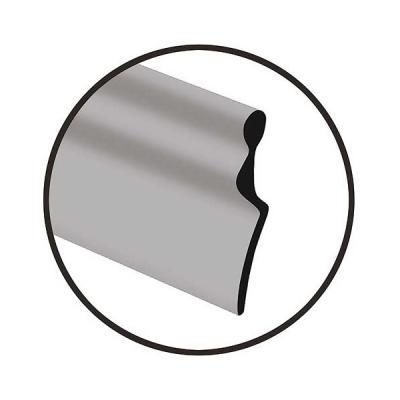 Goma inferior parabrisas delantero