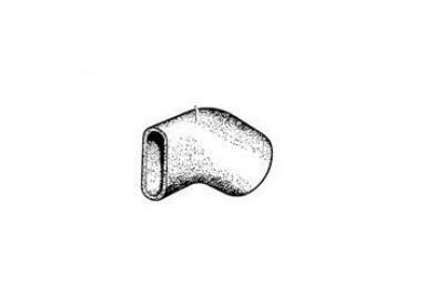 Goma tubo calefaccion