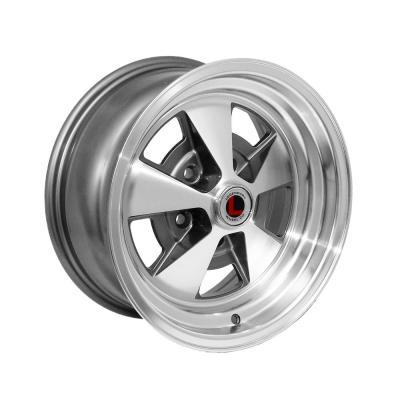 Llanta Legendary Wheel Co. Flat 5 15x7