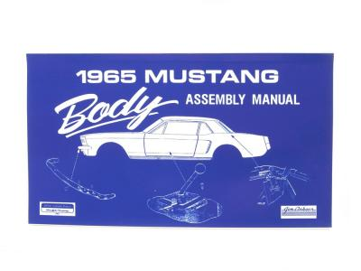 Manual de carroceria 1965