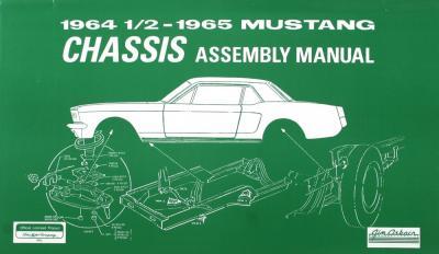 Manual de chasis 1964 1965