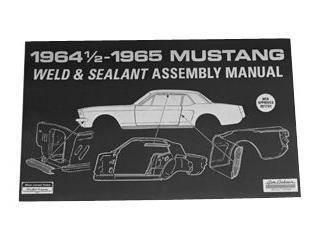 Manual de carroceria 1964 1965