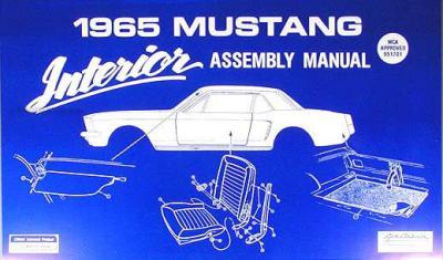 Manual de interior 1965