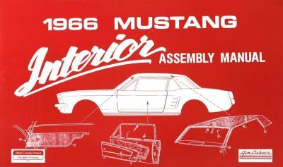 Manual interior 1966