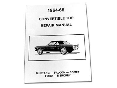 Manual reparacion capota