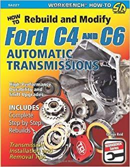 Manual reparaciones Caja C4 y C6