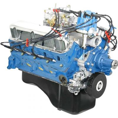 Motor 302 C.I.D 235Hp