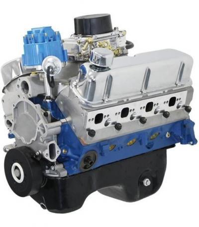 Motor 302 C.I.D 370Hp