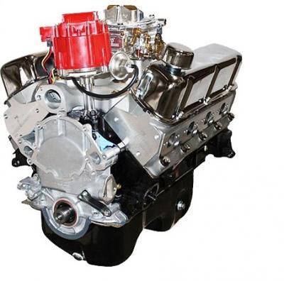 Motor 347 CI 415HP