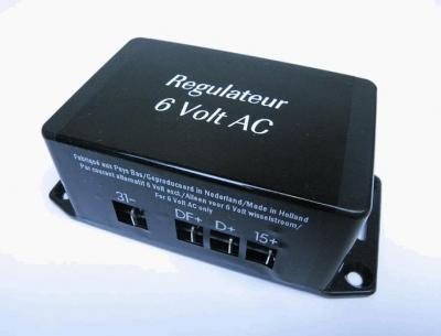 Regulador electronico 6 voltios